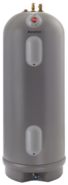 Non-metallic water heaters
